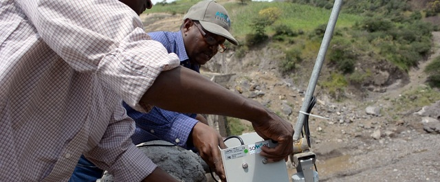 Upgrade of hydrological observation networks moves ahead in